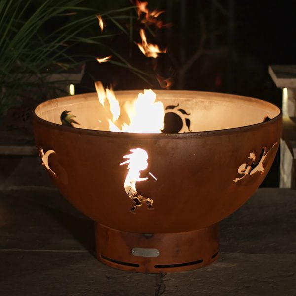 Kokopelli Gas Fire Pit image number 0