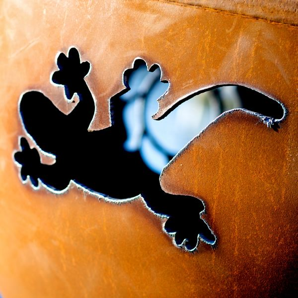 Kokopelli Gas Fire Pit image number 2