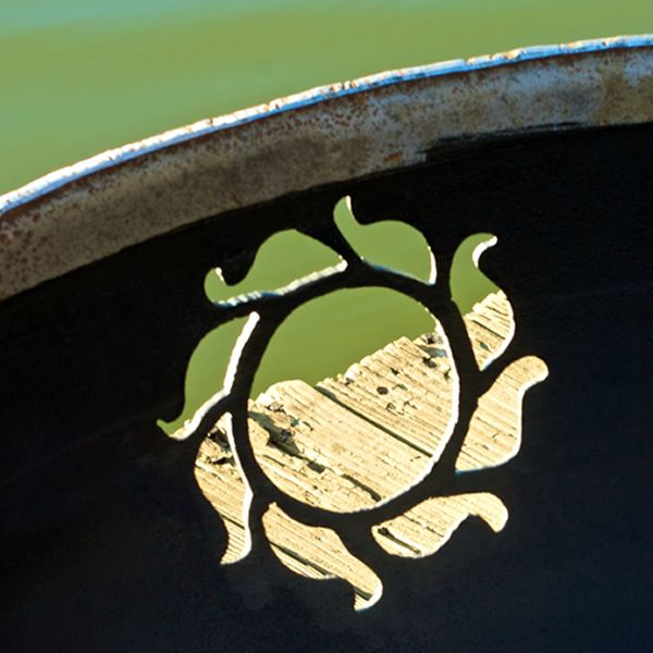 Kokopelli Gas Fire Pit image number 3
