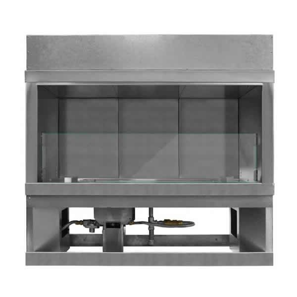 Kalea Bay Outdoor Linear Gas Fireplace image number 0