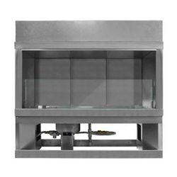 Kalea Bay Outdoor Linear Gas Fireplace