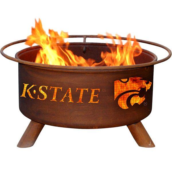 Kansas State Fire Pit image number 0