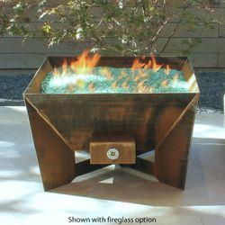 Kenna Fia Wood Burning Fire Pit