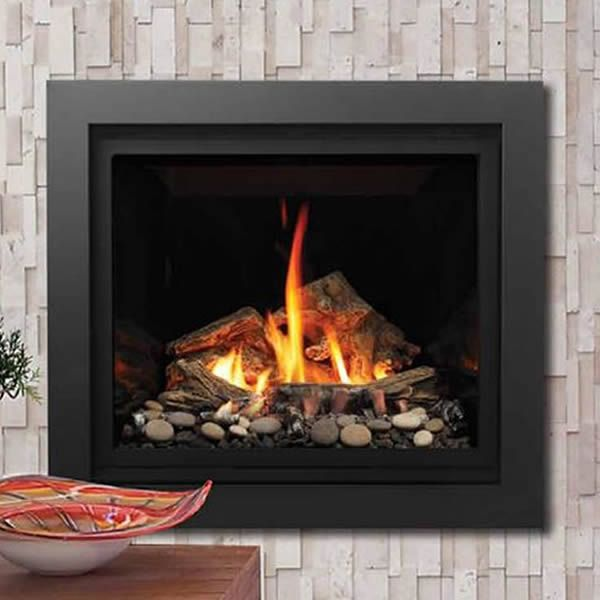 "Kingsman ZCV39 Decorative Zero Clearance Direct Vent Gas Fireplace - 39"" image number 1"