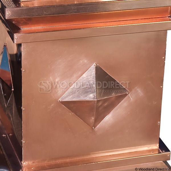 Kingsman Copper Chimney Pot image number 2