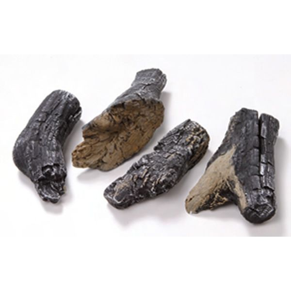 Kingsman Decorative Log Bits - 4-piece image number 0