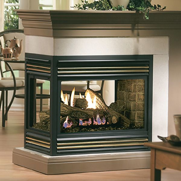Kingsman MDV31 Peninsula Direct Vent Gas Fireplace image number 0