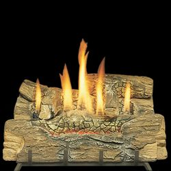 Kingsman Fiber Split Oak Ventless Log Set