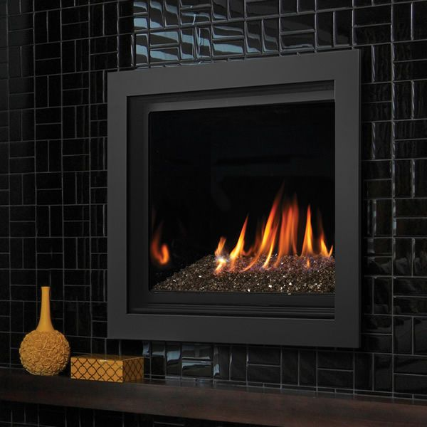 "Kingsman ZCV42H Zero Clearance Direct Vent Gas Fireplace - 42"" image number 0"