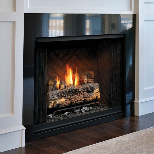 """Kingsman ZVFZCV47 Vent Free Gas Fireplace - 47"""" image number 0"""