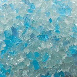"""Krystal Fire - Fire Glass - 1/4""""-1/2"""" Tropic Mix"""