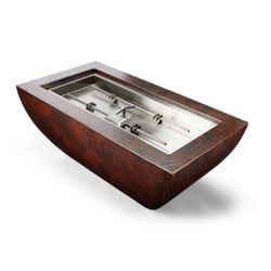 HPC EI Series Phoenix Fire Bowl With H-Burner - 47x25