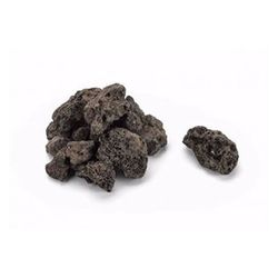 Fire Pit Lava Rocks - 1/2 Cubic Foot
