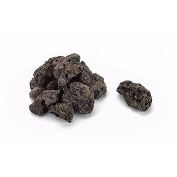 Fire Pit Lava Rocks - 1/2 Cubic Foot image number 0