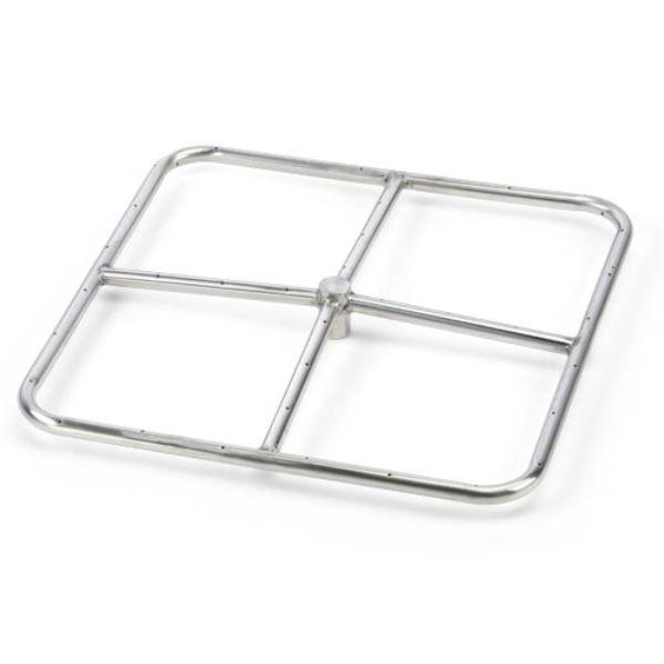 """HPC Square Burner Kit - 18"""" image number 0"""