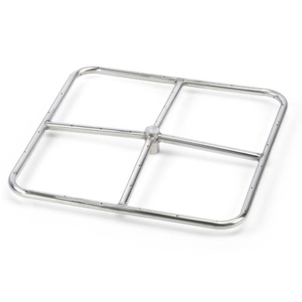 """HPC Square Burner Kit - 12"""" image number 0"""