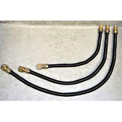 Tranquil Whistle-Free Black Flex Line