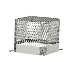HY-C Bolt-On Stainless Steel Animal Control Screen