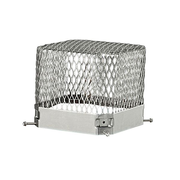 HY-C Bolt-On Stainless Steel Animal Control Screen image number 0