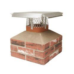 HY-C Duro-Shield Aluminum Chimney Cap