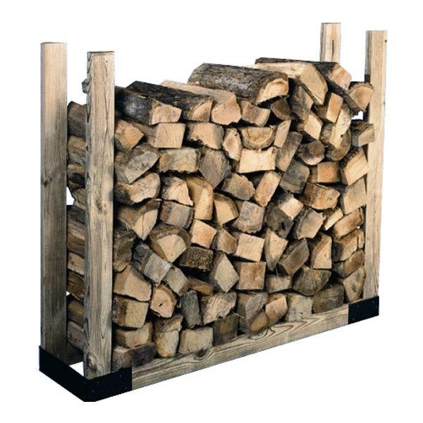 HY-C Firewood Rack Bracket Kit image number 0