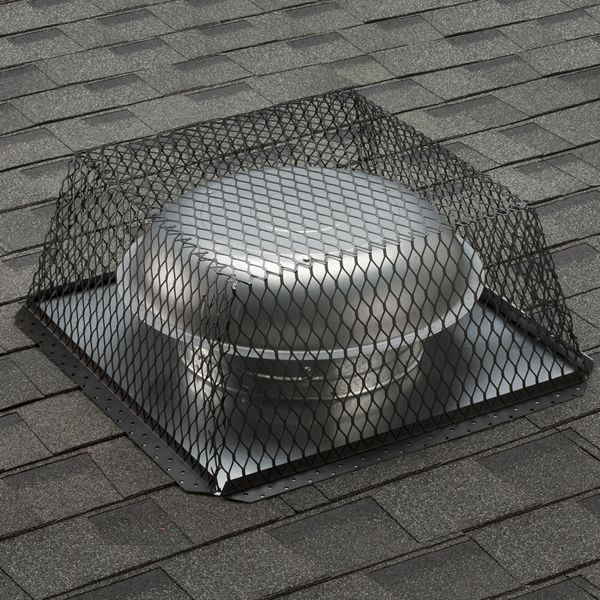 HY-C Galvanized Steel Roof VentGuard image number 1