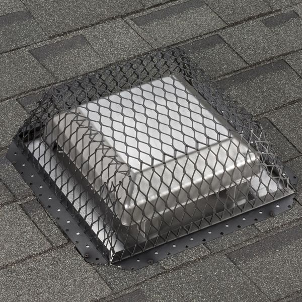 HY-C Galvanized Steel Roof VentGuard image number 3