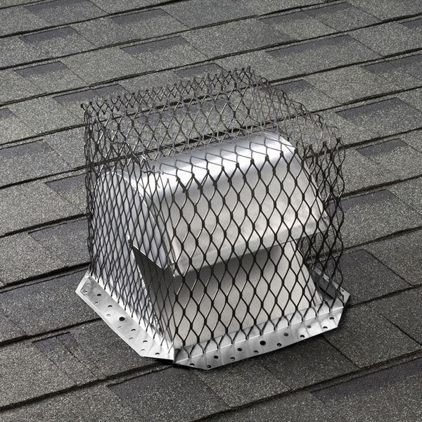 HY-C Galvanized Steel Roof VentGuard image number 5