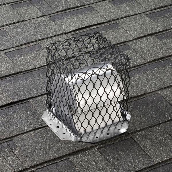 HY-C Galvanized Steel Roof VentGuard image number 7