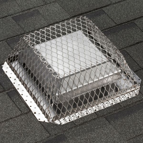 HY-C Stainless Steel Roof VentGuard image number 1