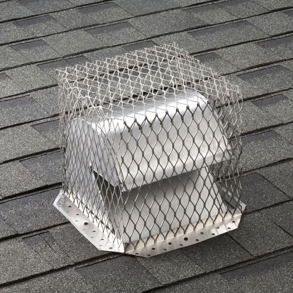 HY-C Stainless Steel Roof VentGuard image number 3