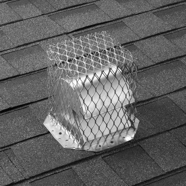 HY-C Stainless Steel Roof VentGuard image number 5