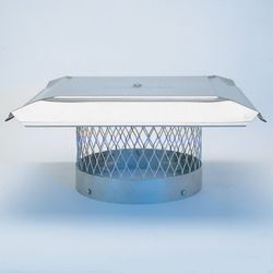 HomeSaver Pro Stainless Steel Round Chimney Cap