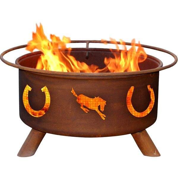 Horseshoes Fire Pit image number 0