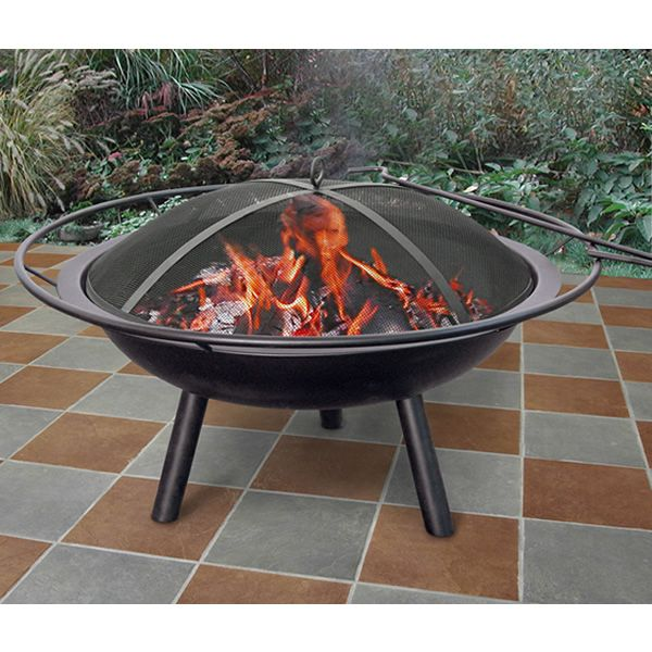Halo Fire Pit image number 0