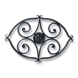 Handforged Wrought Iron Wood Stove Trivet