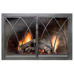 Hansel Fireplace Door