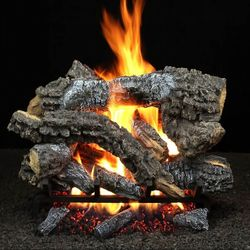 Hargrove Canyon Timbers Vented Gas Log Set