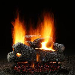 Hargrove Classic Oak Gas Log Set