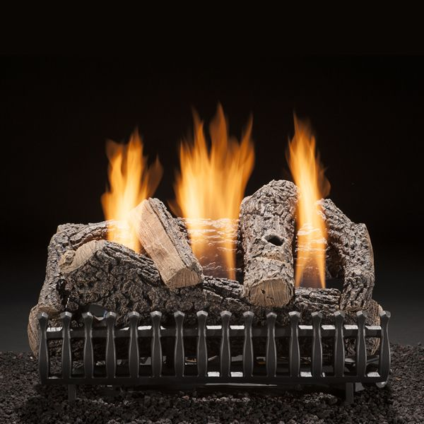 Hargrove Classic Oak Ventless Gas Log Set image number 0