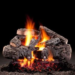 Hargrove Cross Timbers Vented Radiant Gas Log Set