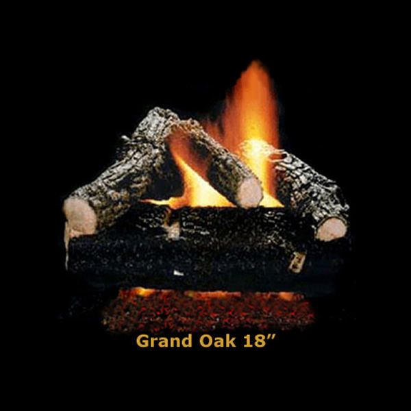 Hargrove Grand Oak Gas Log Set image number 1