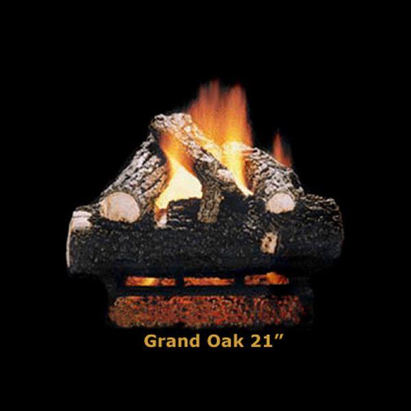 Hargrove Grand Oak Gas Log Set image number 2