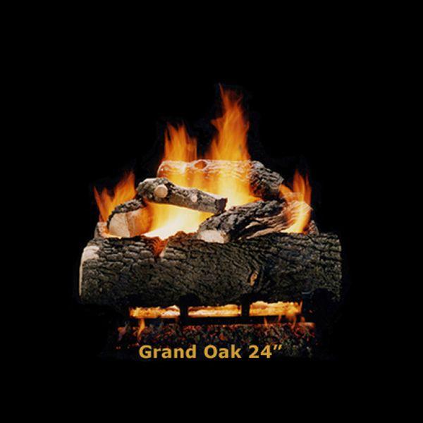 Hargrove Grand Oak Gas Log Set image number 3
