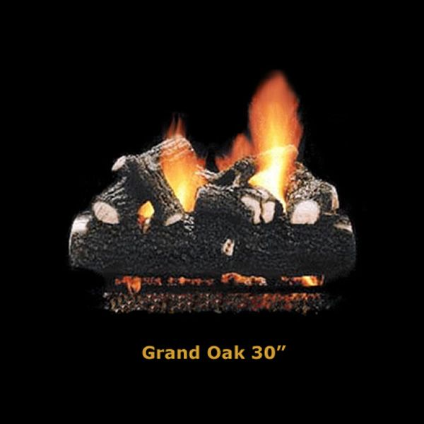 Hargrove Grand Oak Gas Log Set image number 5