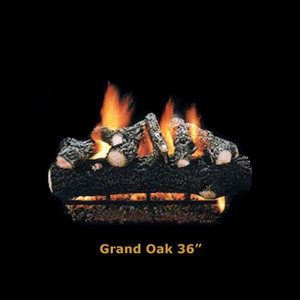 Hargrove Grand Oak Gas Log Set image number 6