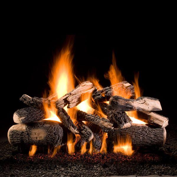 Hargrove Kodiak Char Double Stack Vented Gas Log Set image number 0