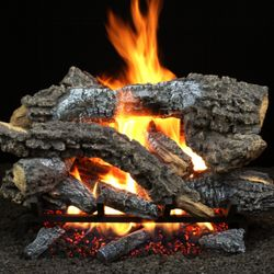 Hargrove Kodiak Timbers Vented Gas Log Set