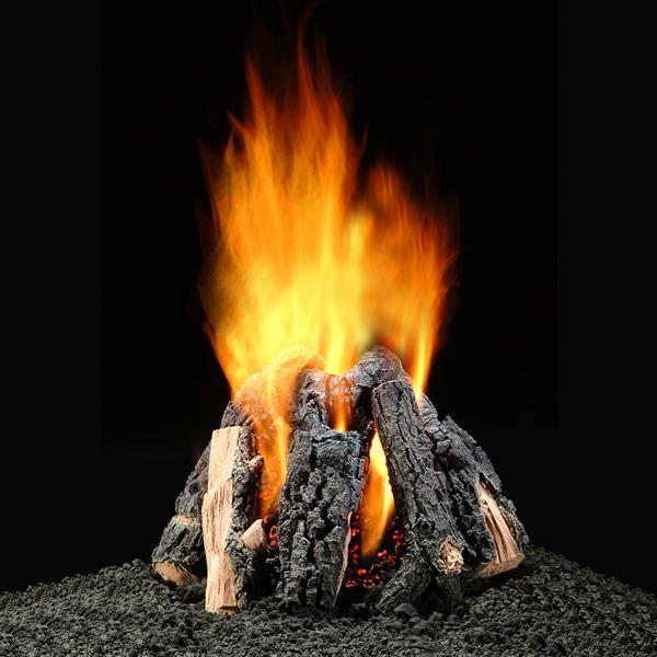 Hargrove Kiva Vented Gas Log Set image number 0
