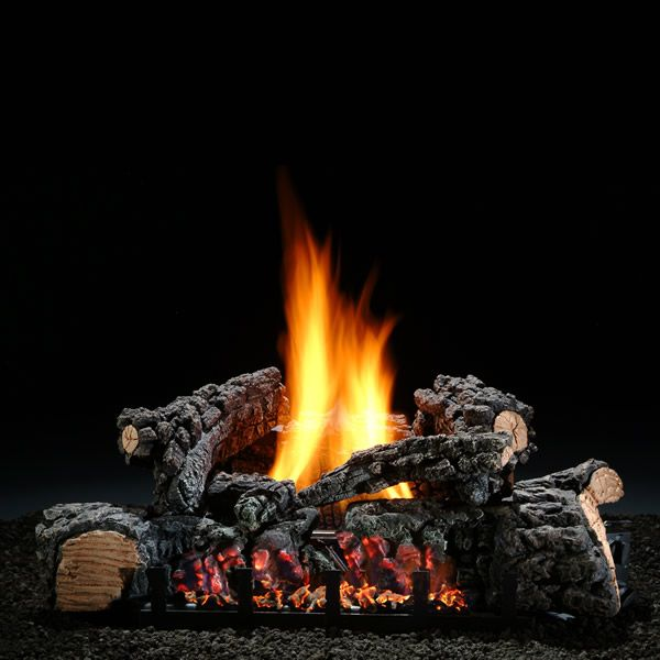 Hargrove Highland Glow Ventless Gas Log Set image number 0